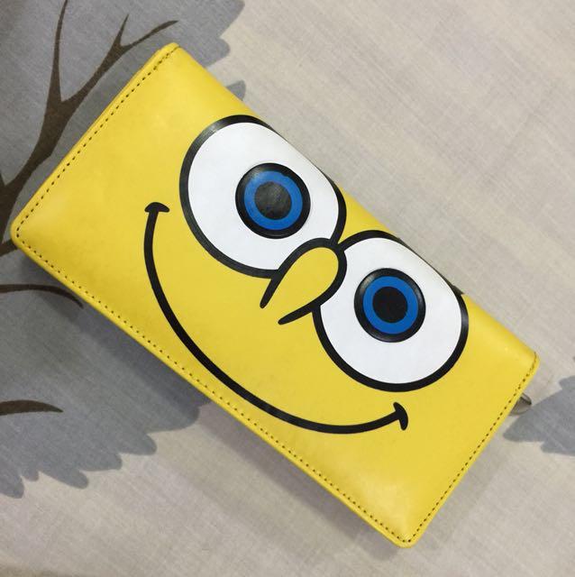 Spongebob long wallet