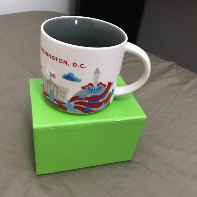 Mug Dc New Box In Washington Starbucks Yvbyf6g7