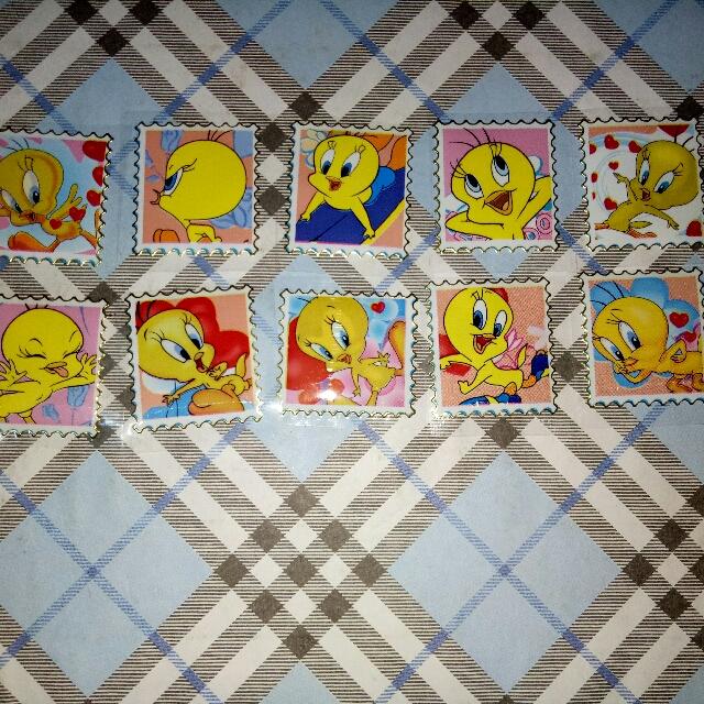 Sticker Stamp Hello Kitty
