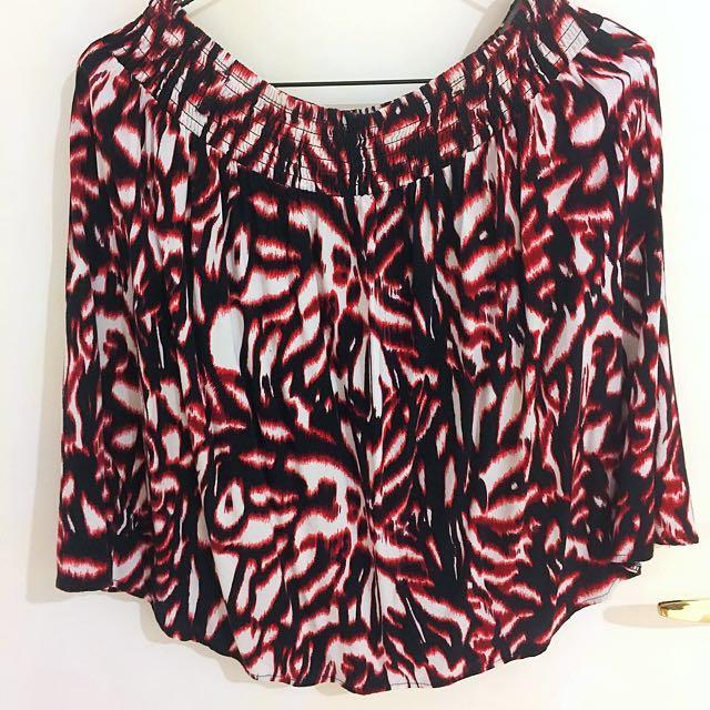 Stretch Waist Skirt - Size 14