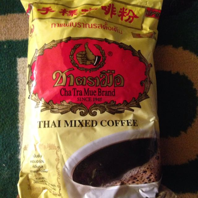 Thai Coffee Chatramue