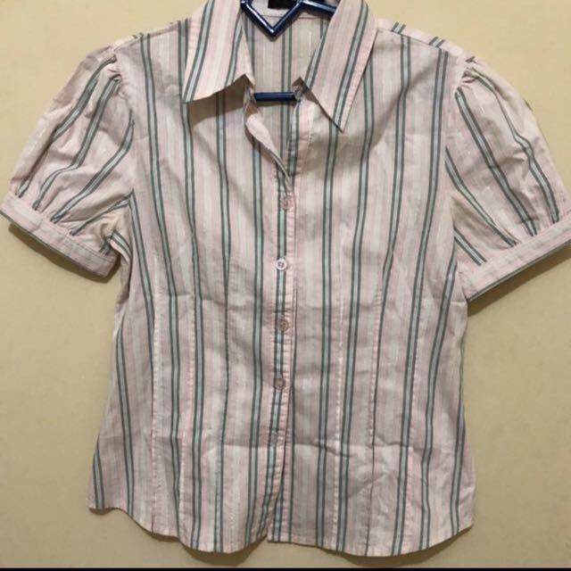 The Executive Striped Shirt