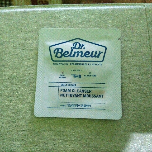 The Face Shop Dr. Belmeur  Foam Cleanser