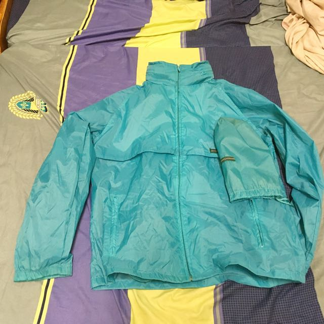tiffany綠 防潑水 防風外套