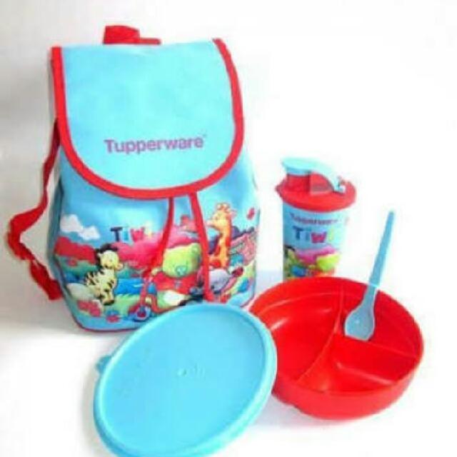 Tupperware Tiwi kids