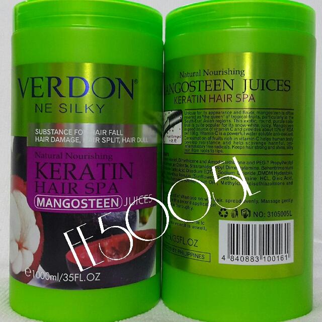 verdon hairspa