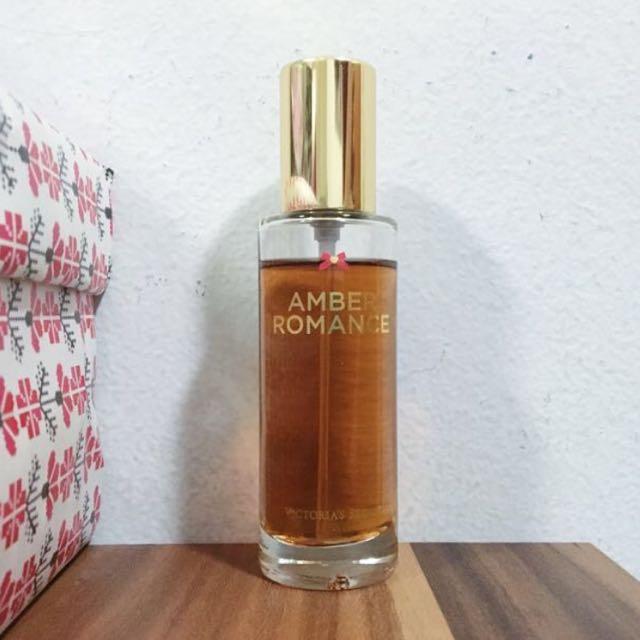 Victorias Secret Amber Romance Eau De Toilette 30ml