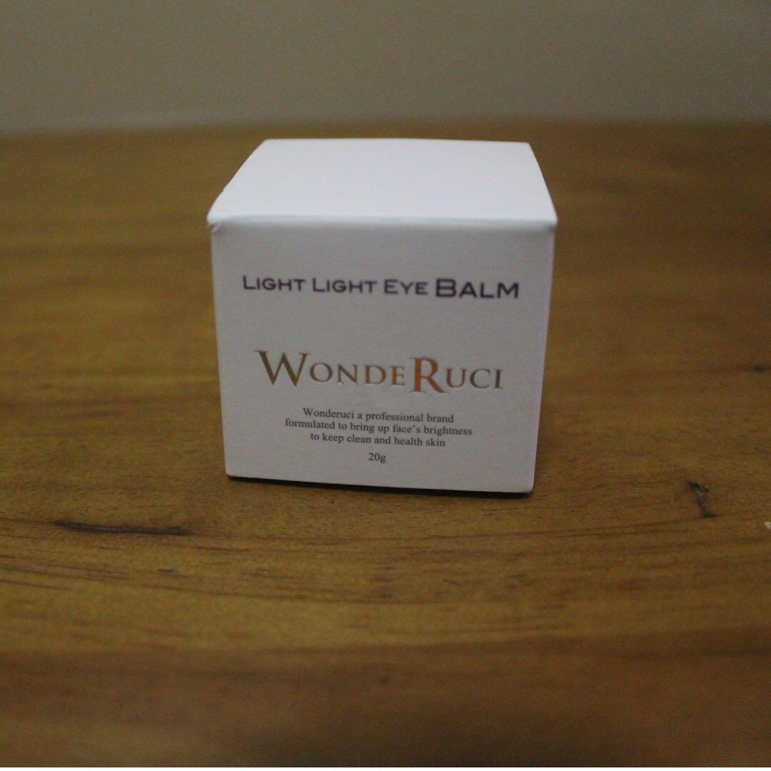 WondeRuci Light Light Eye Balm 20g