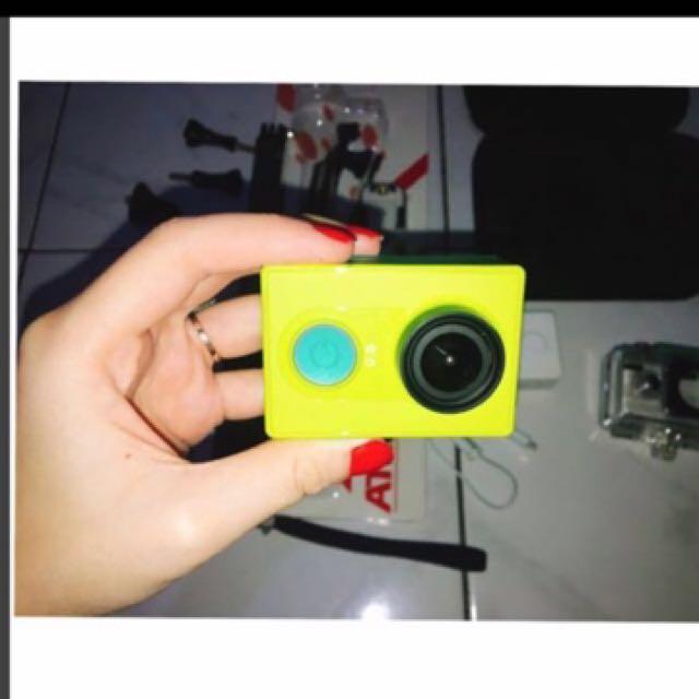 Xiaomi Yi Action cam