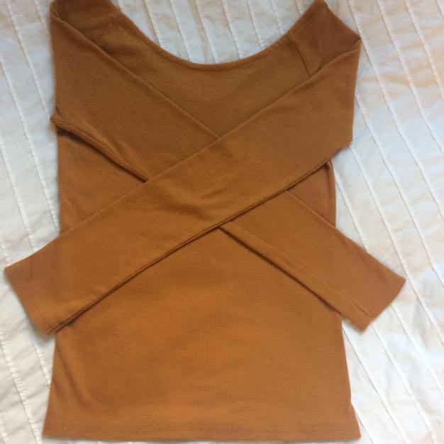 Zara - long sleeve shirt