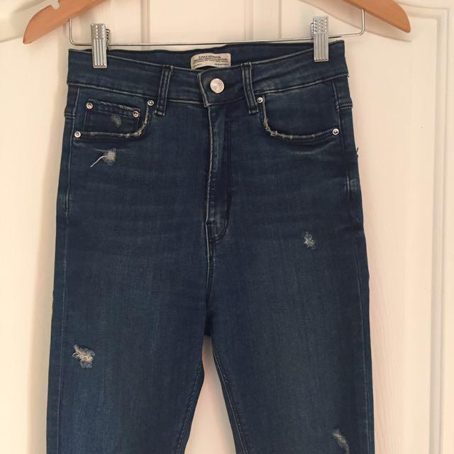 Zara jeans / S