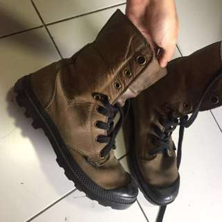 REPRICED PALLADIUM BOOTS (FRANCE) ORIGINAL
