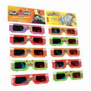 Kacamata 3 Dimensi