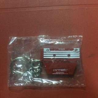 Keychain Cover Head Honda K-Series