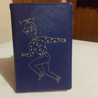 Korean style passport cover