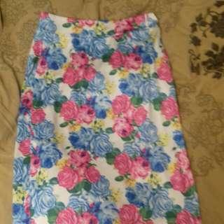 Super Stretchy Pencil skirt