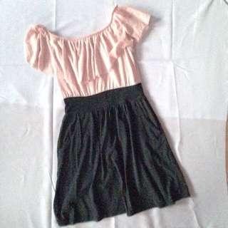 Cute raffle dress