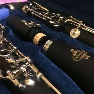 Buffet Crampon B12 Bb Clarinet