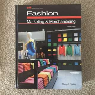 Fashion Marketing and Merchandising fourth edition