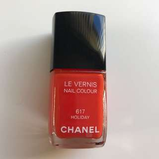 CHANEL nail polish: Holiday