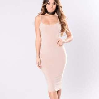 Fashion nova dress! New with tags!