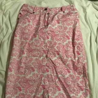 Women's Vintage Pink M- Free with another purchase