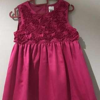 Carter's Sleeveless Dress Pink (2T)