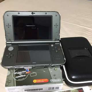 New Nintendo 3DS w Games