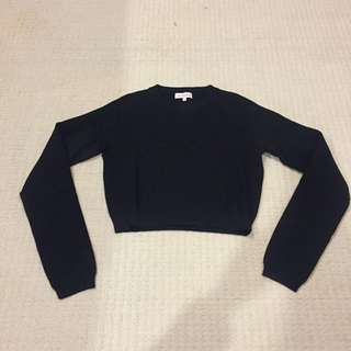 Size M - Mendocino Cropped Sweater