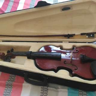 Violin Mozart 1/2