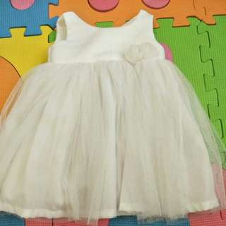 Baptismal Dress with Hat