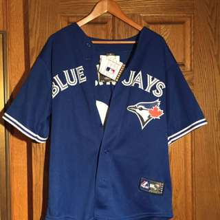Official Blue Jays Bautista Jersey