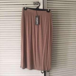 Boohoo Plus Size Skirt