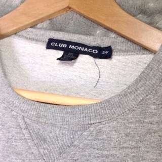 Genuine Club Monaco sweater