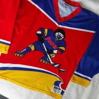 Franklin hockey shirt