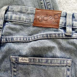 Levi Ryder high waisted jeans