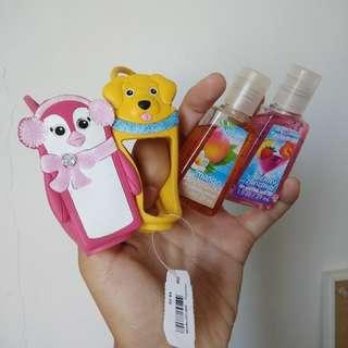 Pocketbac Bath & Body Work Masih Baru