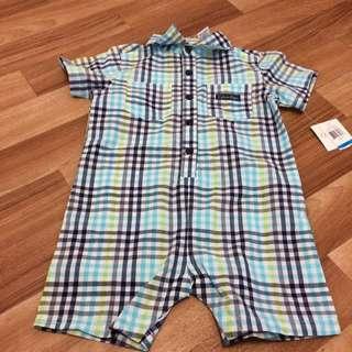 NEW Calvin Klein Baby Bodysuit 24 Months