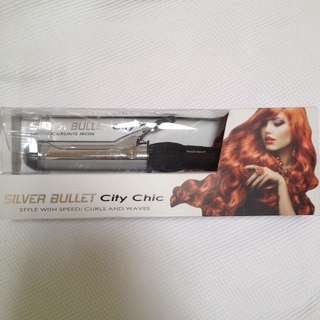 Silver Bullet city chic curling iron