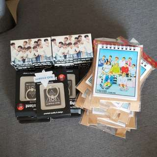 ALL ABOUT WANNA ONE ~ READY STOCK