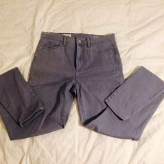 Size 30 Gap Mom Style Pants