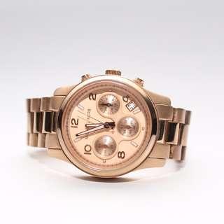 💥 NEW! Michael Kors Rose Gold Watch