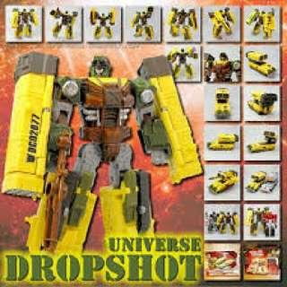 Transformers Generations Dropshot