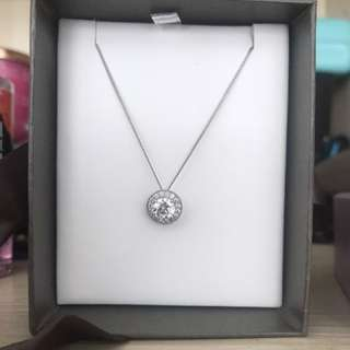 Michael Hill silver necklace