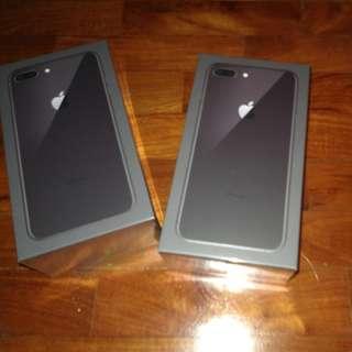 iPhone 8 Plus 256GB Space Grey **SEALED**