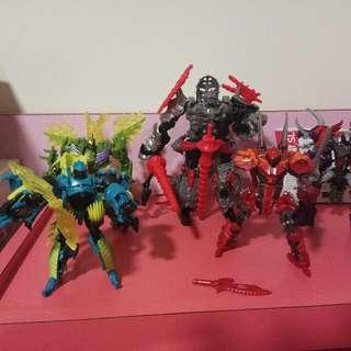 Transformers Movie Dinobots