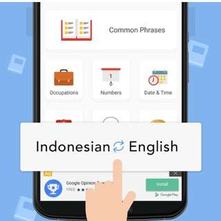Learn Bahasa Indonesia FREE Android Mobile App