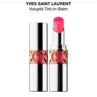 YSL tinted lip balm