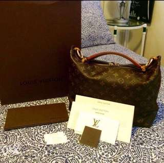 Louis Vuitton With Receipt