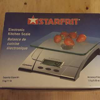 Kitchen Scale NEW